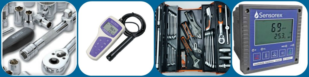 Tools & Instruments sale- sata-wrenches-metering instruments-eutech